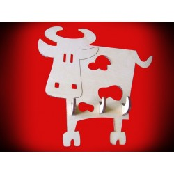 Wieszak krowa