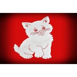 Kot - wzór 2