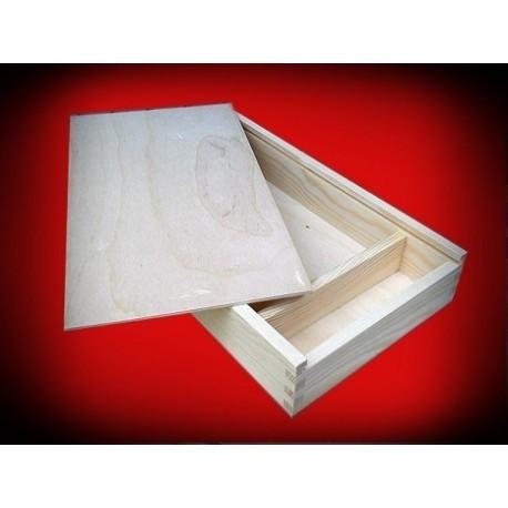 Zasuwane pudełko na zdjęcia 21 x 15