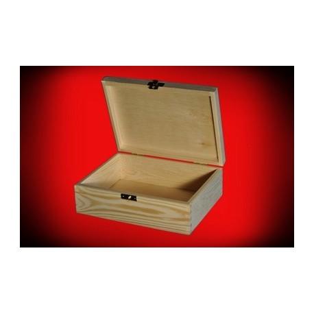 Pudełko prostokątne 21 x 16 x 7,5 cm