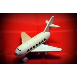Drewniany samolot 1