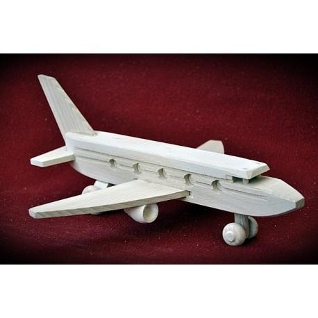 Drewniany samolot 2