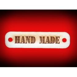 "Metka "" HAND MADE "" - wzór 3"