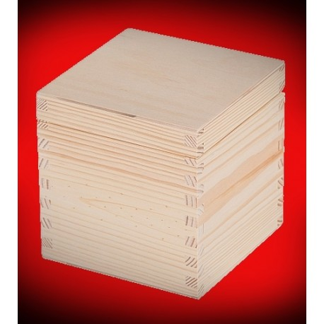 Pudełko 13 x 13 x 13,5 cm