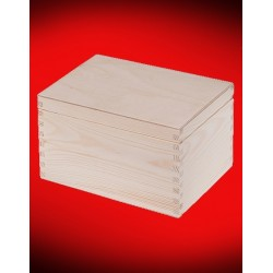 Pudełko prostokątne 22 x 16 x 13,5 cm