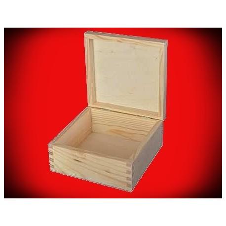 Pudełko 16 x 16 x 7,7 cm