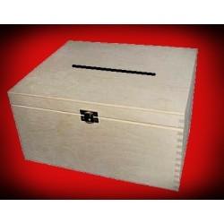 Pudełko na karty ślubne 29 x 26 x 15