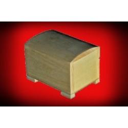 Drewniana szkatułka mała
