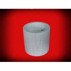 Drewniany świecznik okrągły 5 cm