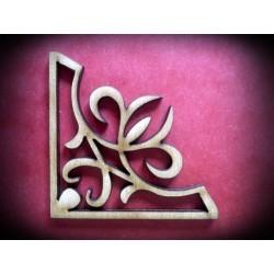 Ornament narożnik - wzór 8