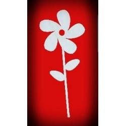 Kwiatek na patyczku - wzór 1