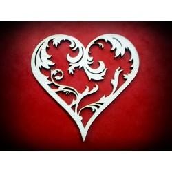 Serce z beermaty - wzór 2