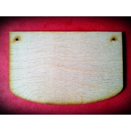 Tabliczka na drzwi - wzór 1