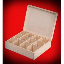Pudełko dwanaście komór