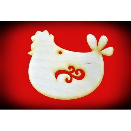 Zawieszka kura